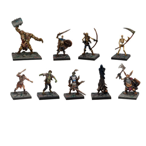 Evil Dead Miniatures Set