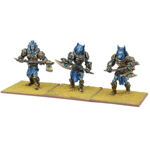 Enslaved Guardian Regiment