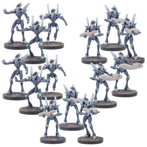 Cypher Troops