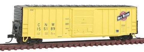 Atlas  50001295  Master 50' Box Car Chicago & North Western 155189