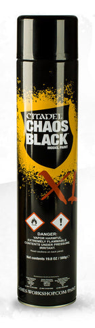 Citadel Chaos Black XL Spray