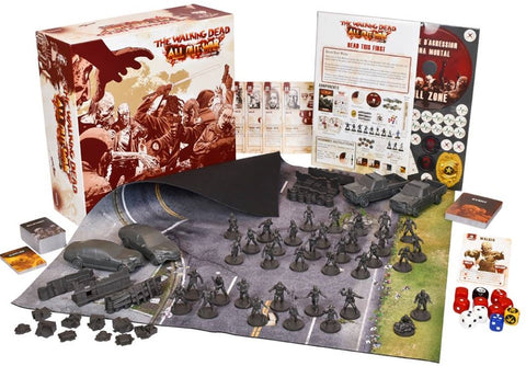All Out War Collector's Edition