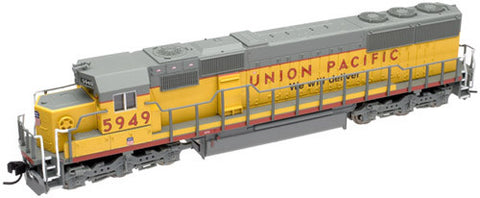 Atlas 49070 N Master SD60 Loco Union Pacific 5949