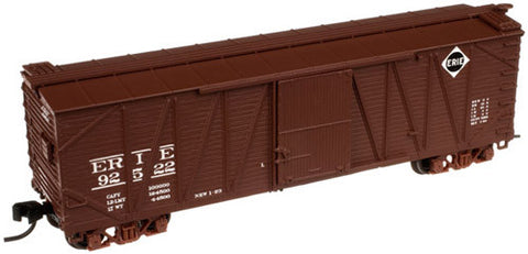 Atlas 50001252 Master USRA Sgl Sheathed Box Car Erie 92522