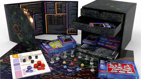 Borg Cube Limited Collector's Edition: Star Trek Adventures RPG