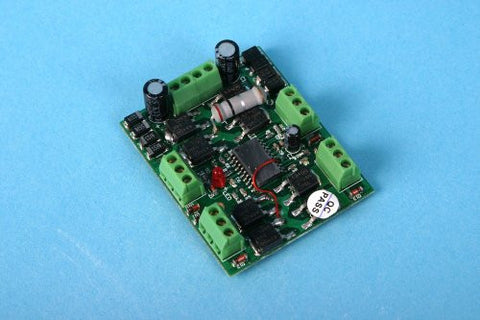 DCC30  Prodigy DCC Accessory Decoder for Four Accessories