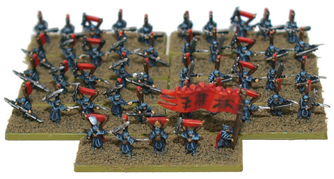 Royal Empire Zho Grenadier Platoon