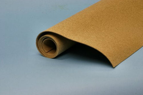 GM130   Cork Sheet - 1/16 3' x 2' (600mm x 900mm) approx.