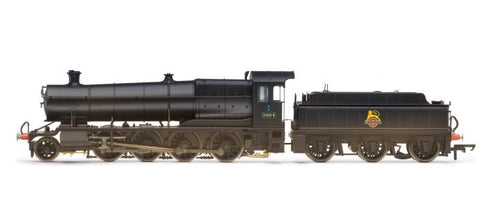 R3006  BR 2-8-0 3800 Class - Early BR Weathered