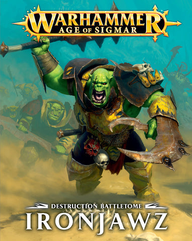 Battletome: Ironjawz (Hardback) (English)