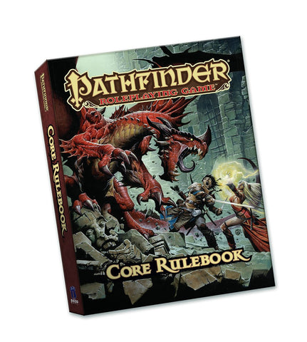 Pathfinder RPG Core Rulebook Pocket Edition