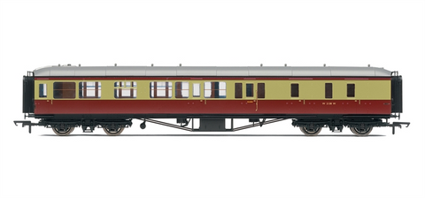 R4406A BR Hawksworth Brake 3rd Coach - pre 1956