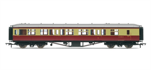 R4408A BR Hawksworth Composite Brake Coach - pre 1956