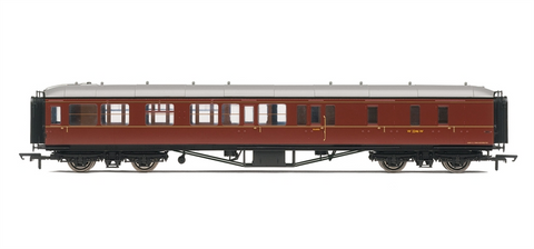 R4411A BR Hawksworth Brake 3rd Class Coach - post 1956