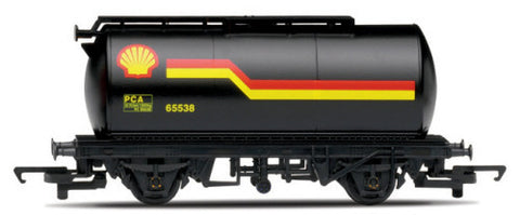 R6371 RailRoad Shell Petrol Tanker
