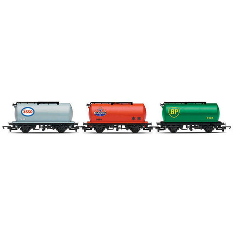 R6481 RailRoad Triple Fuel Tanker Pack