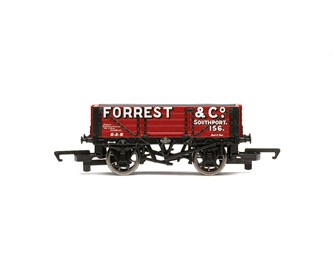 R6593 Forrest & Co. 4 Plank Wagon