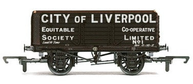 R6598 City Of Liverpool Coop Soc. 7 Plank