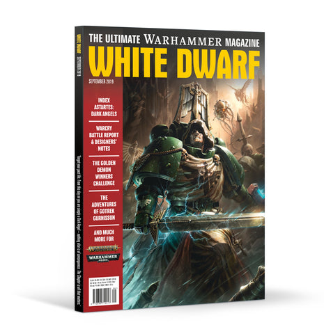 White Dwarf September 2019