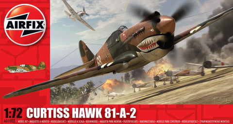 Curtiss Hawk 81-A-2 1:72 - A01003