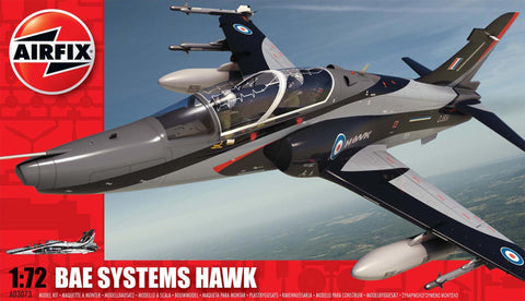 BAE Systems Hawk 1:72 - A03073