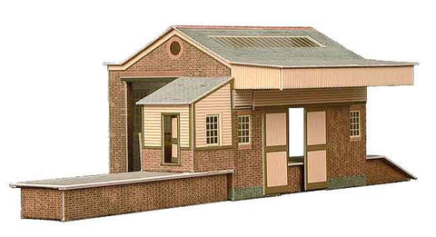 SQA7  Goods Depot OO scale