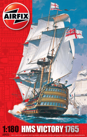 HMS Victory 1765 1:180 - A09252