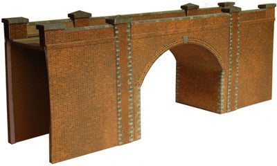 SQA14  Red Brick Bridge/ Tunnel Entrances OO scale