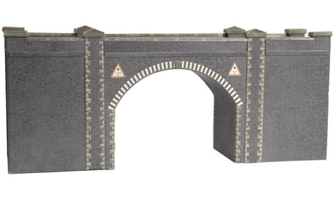 SQA15  Blue Brick Bridge/ Tunnel Entrances OO scale