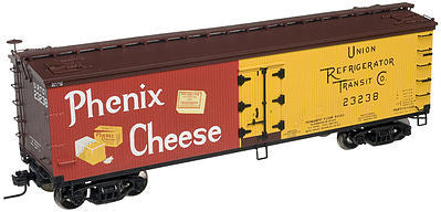 Atlas  50001268 Master 40' Wood Reefer Phenix Cheese (URTX) 23237