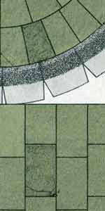 SQD6  Grey paving stones OO scale