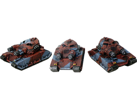 Edenite Reaper Tank Troop