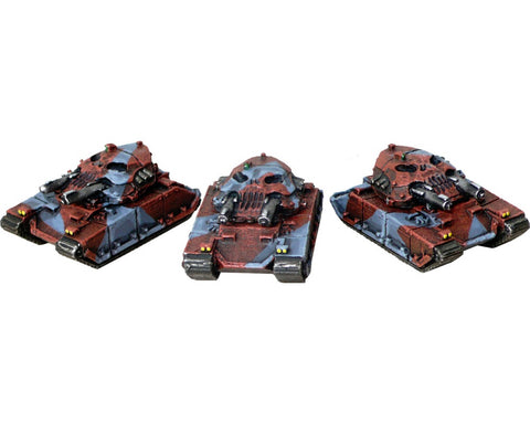 Edenite Reaver Tank Troop