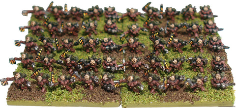 Edenite Jump Infantry Squad