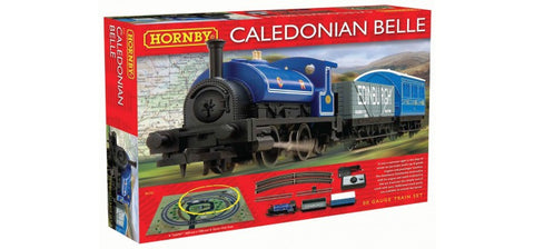 R1151  Caledonian Belle Train Set