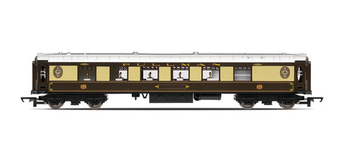 R4312 RailRoad Pullman Parlour Car