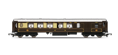 R4313  RailRoad Pullman Parlour Brake Car