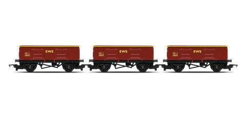 R6367   3 X EWS  Coal wagon pack