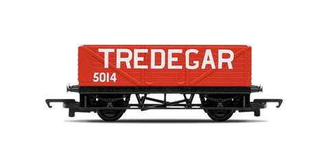 R6370 RailRoad Tredegar Open Wagon - LWB