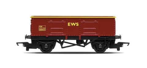 R6372 RailRoad EWS Open Wagon - LWB