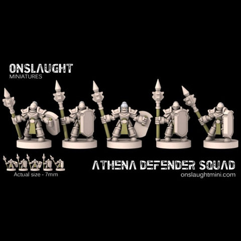 Sisterhood Athena Defender Squad??