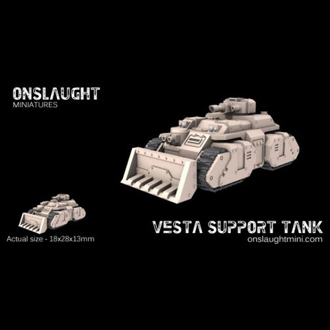 Sisterhood Vesta Support Tanks