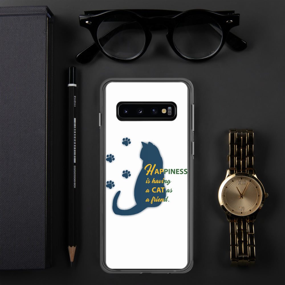Cat Samsung Case
