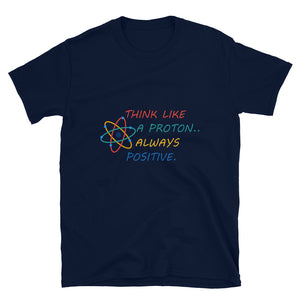 Think Positive T-Shirt (For Men)