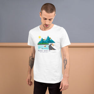 Nature T-Shirt (For Men)