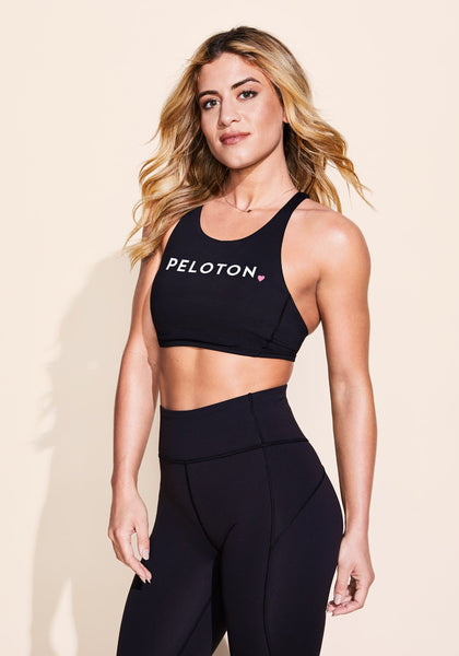 Peloton Free To Be High Neck Bra (Mother's Day)