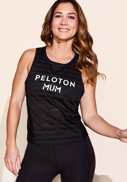 Peloton Off and Running Tank (Mother's Day)