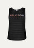 Peloton Together We Go Far Off and Running Tanktop