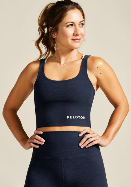 Peloton Over It Cropped Tank