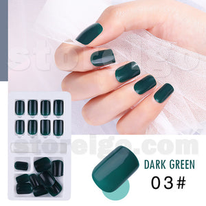 Reusable Stick-On-Nails